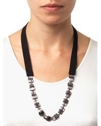'S Max Mara | Metallic Agnelli Necklace | Lyst
