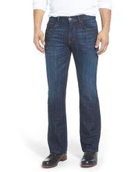 Joe's Jeans - Blue 'the Rocker' Bootcut Jeans for Men - Lyst