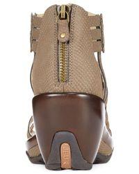 Jambu - Brown Jbu Women'S Nectar Wedge Sandals - Lyst