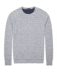 Onassis Clothing | Gray Fragment Double Face Malcolm for Men | Lyst