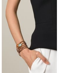 Gas Bijoux | Metallic 'Fever' Rows Bracelet | Lyst