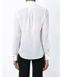 Forte Forte - White Classic Shirt - Lyst