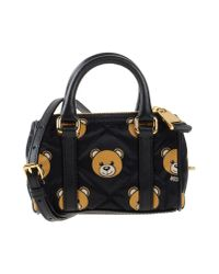 Moschino Couture - Black Handbag - Lyst