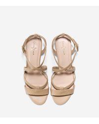 Cole Haan - Multicolor Kierin Sandal (40mm) - Lyst