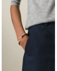 Vita Fede - Pink Mini ' Luciano Pearl' Bracelet - Lyst