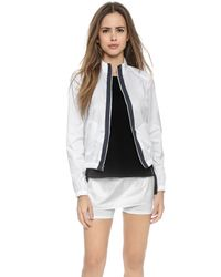Heroine Sport - Training Jacket - White - Lyst