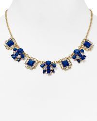 """Kate Spade   Gold Turn Heads Necklace, 16""""   Lyst"""