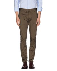 John Galliano - Green Casual Trouser for Men - Lyst