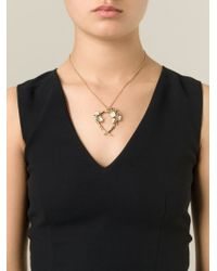 Shaun Leane | Metallic 'cherry Blossom' Topaz Necklace | Lyst