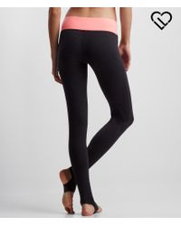 Live Love Dream | Black Lld Stirrup Leggings | Lyst