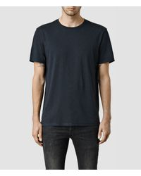 AllSaints - Black Virate Crew for Men - Lyst