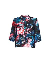 French Connection | Multicolor After Party Floral Top | Lyst