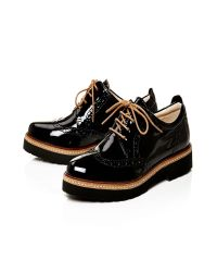 Moda In Pelle | Black Fiano Low Smart Shoes | Lyst