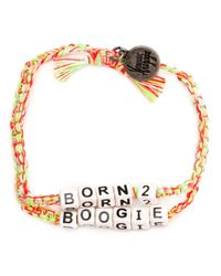 Venessa Arizaga - Multicolor 'born 2 Boogie' Bracelet - Lyst