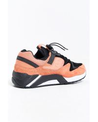 Saucony | Black Grid 9000 Bungee Pack Sneaker for Men | Lyst