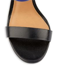 Vince Camuto Signature | Black Nyree Slip-On Sandals | Lyst