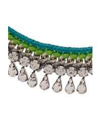 Venessa Arizaga - Blue Bahama Mama Necklace - Lyst