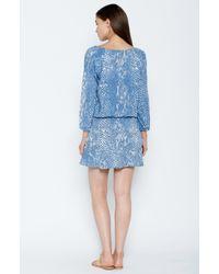 Joie - Blue Arryn B Dress - Lyst