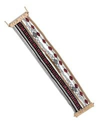 Lucky Brand | Red Modern Shine Two-tone Multi-strand Bracelet | Lyst