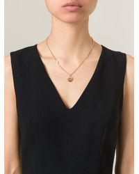 Marc By Marc Jacobs - Metallic 'New Classic Star' Pendant Necklace - Lyst