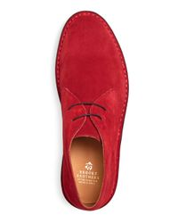 Brooks Brothers | Red Field Chukka Boots for Men | Lyst