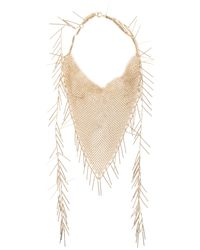 Isabel Marant | Metallic Linares Long Necklace | Lyst