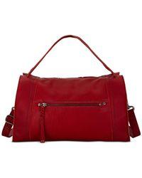 The Sak | Red Mirada Leather Satchel | Lyst