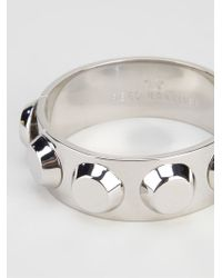 Reed Krakoff - Metallic 'bionic' Bangle - Lyst