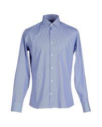 Ballantyne - Blue Shirt for Men - Lyst
