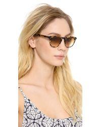 Garrett Leight | Brown X Thierry Lasry Classic Sunglasses | Lyst