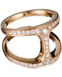 Hoorsenbuhs | Metallic Dame Phantom Cage Ring Size Os | Lyst