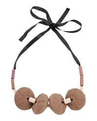 Marni - Natural Necklace - Lyst