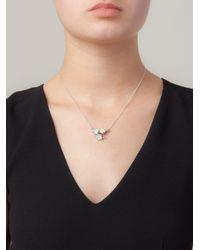 Shaun Leane | Metallic 'cherry Blossom' Diamond Necklace | Lyst
