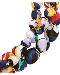 H&M | Multicolor Three-strand Necklace | Lyst