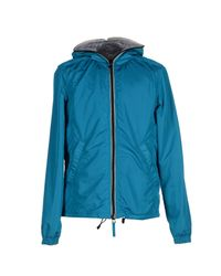 Duvetica | Blue Down Jacket for Men | Lyst