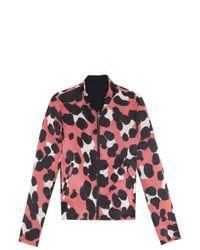 Paul & Joe | Red X Ella Rose Richards Reversible Bomber Jacket | Lyst