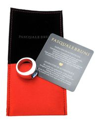 Pasquale Bruni - 18k Blue Spinel Domed Band Ring - Lyst
