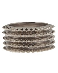 Luis Morais | Metallic Creative Energy Ring | Lyst