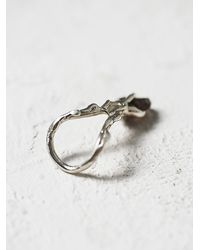 Free People | Metallic Moonrise Ring | Lyst