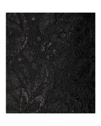 Emilio Pucci - Black Lace Skirt - Lyst