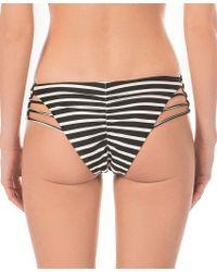 Ultimo   Black Brazilian Bikini Brief   Lyst
