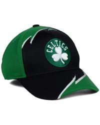Adidas - Black Kids' Boston Celtics Wave Flex Cap - Lyst