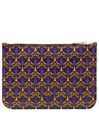 Liberty - Purple Pouch - Lyst