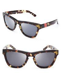 Westward Leaning - Gray Fathom Five Wayfarer Sunglasses - Lyst