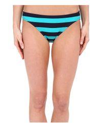 DKNY | Blue Iconic Stripe Classic Bottom | Lyst