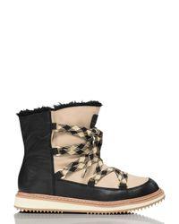 Kate Spade | Black Samira Boots | Lyst