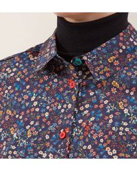 Hobbs - Multicolor Dalmore Shirt - Lyst