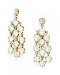 BaubleBar | Metallic Waterfalls Drops | Lyst