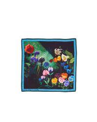 Marc By Marc Jacobs | Green Disney X Marc Garden Silk Scarf - Garden | Lyst
