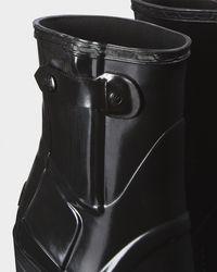 Hunter | Black Women's Original High Heel Boots | Lyst